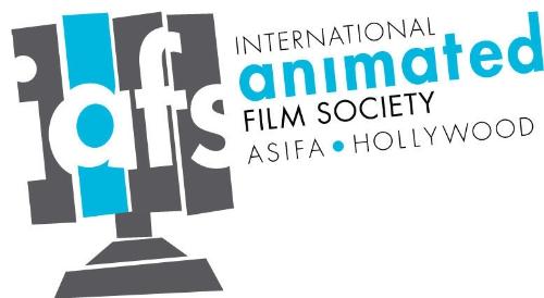 ASIFA-Hollywood logo, designed by Woodbury graphic design student Courtney Hyde (PRNewsFoto/Woodbury University)