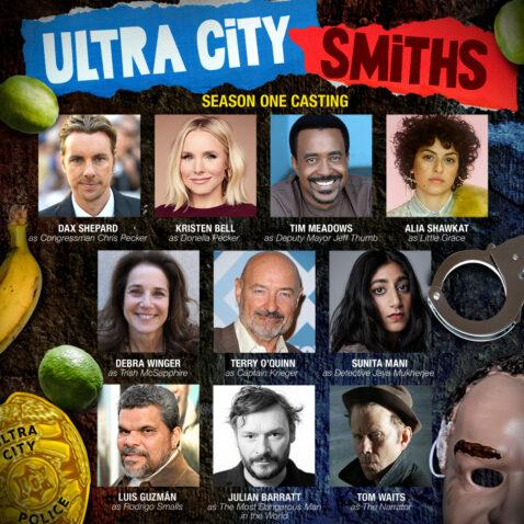 Ultra City Smiths AMC Casting